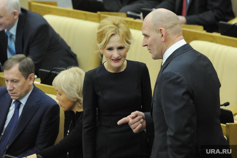 Салон красоты в Госдуме повысил цены. Депутаты негодуют. ПРАЙС