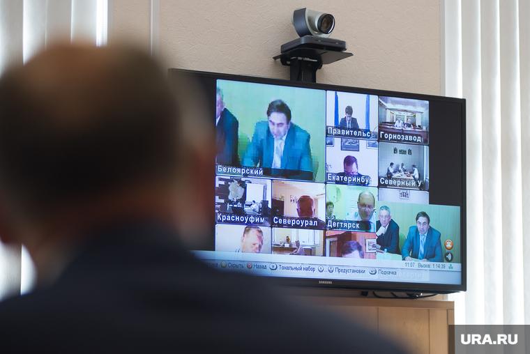 Выездное заседание Правительства СО в Белоярский городской округ. Свердловская область, смирнов николай