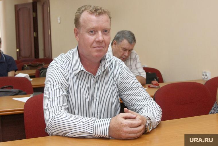 Городская избирательная комиссия Курган, кобяков олег