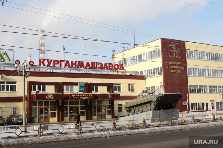 ОАО Курганмашзавод БМД-4 для десантных войск. Курган