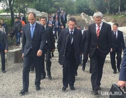 Холманских, Паслер, Носов и Сиенко объехали Нижний Тагил с проверкой исполнения поручений президента