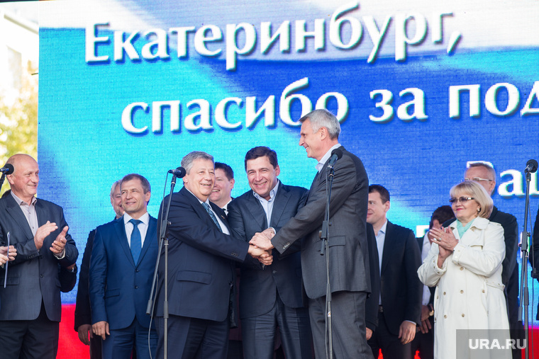 Свердловские единороссы погрязли в долгах