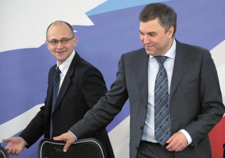 Когда у Кириенко появится своя команда в АП.  С уходом Вороновой и Прокопенко изменится жизнь в регионах