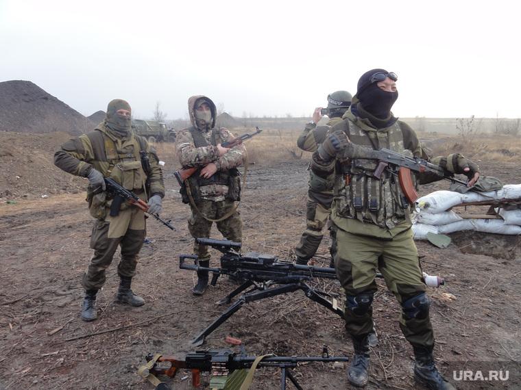 Фотографии с передовой. Украина. ДНР, солдаты, война
