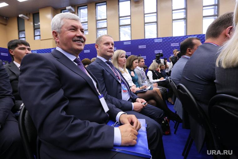 Кто останется в руководстве ЕР после масштабной чистки?  «Старой гвардии» Челябинской области придется потесниться