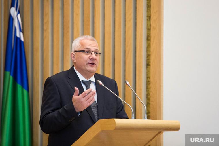 Председатель избиркома ХМАО покинет пост