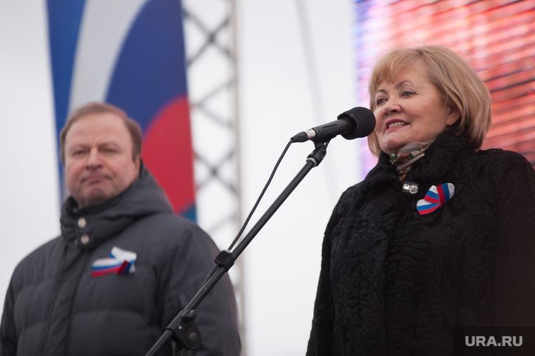 Бабушкина уходит в Совет Федерации.  Наделение Шептия новыми полномочиями перекроит свердловскую политическую элиту