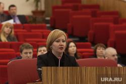 Заседание законодательного собрания ЯНАО. Салехард, бучкова татьяна