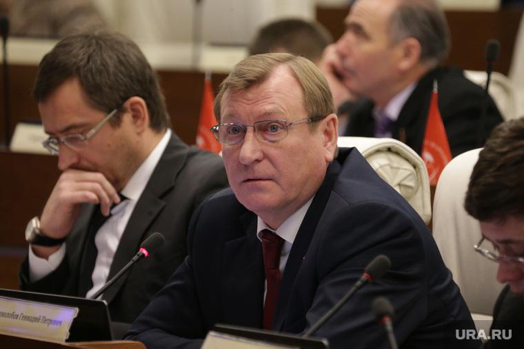 Губернатор Пермского края Виктор Басаргин распустил руководство региона