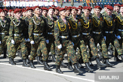 Парад Победы Челябинск, спецназ, нацгвардия