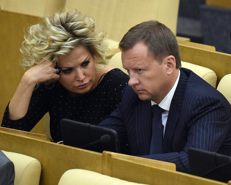 Прошлый  депутат русской  Государственной думы  стал украинским гражданином