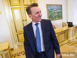 Губернаторы Кокорин и Якушев. Тюмень, сауков леонид