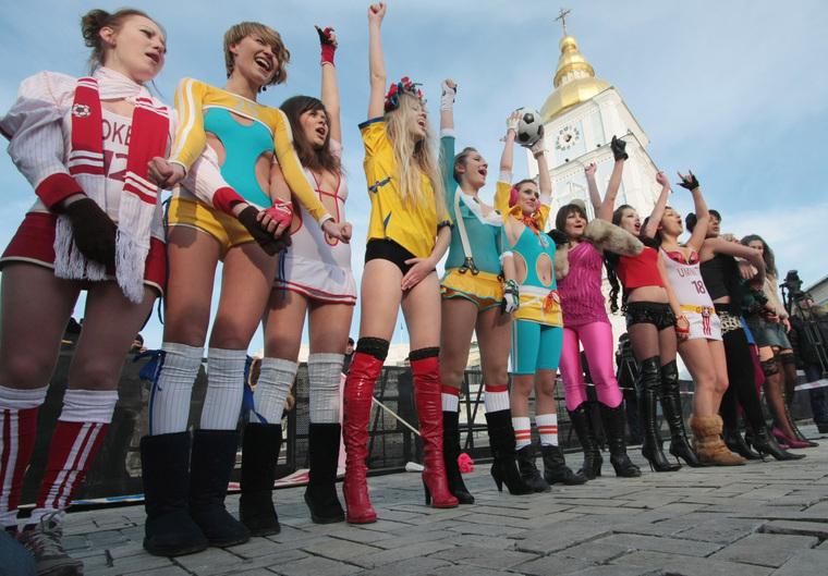 Порно украинские девчёнки