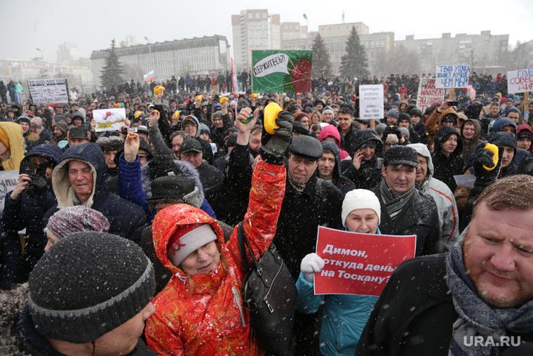 Пермский губернатор может не выдержать испытание Навальным