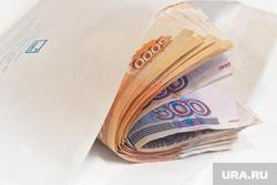 Клипарт , взятка, зарплата, денежные купюры, конверт