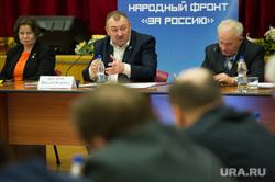 Свердловские «фронтовики» начнут подготовку к выборам президента РФ с кадровых решений
