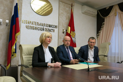 ЦИК РФ назвала своих представителей в избирательную комиссию Челябинской области. Фартыгина передала привет Дубровскому