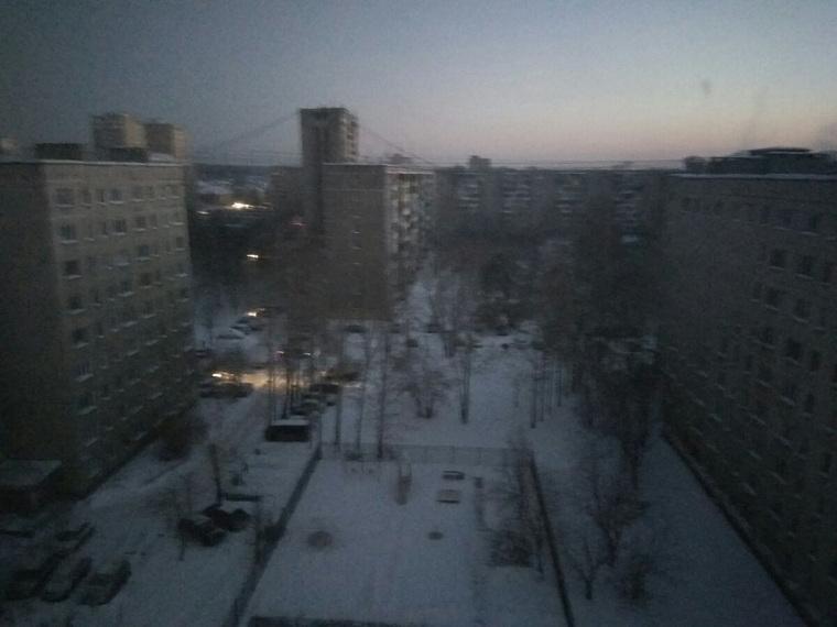 Уралмаш вЕкатеринбурге остался без света из-за трагедии напроводах