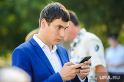 Митинг многодетных Челябинск, шаргунов сергей