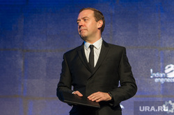 ИННОПРОМ: день первый и визит Дмитрия Медведева. Екатеринбург, медведев дмитрий