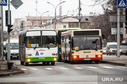 Тюмень. Городские автобусы, общественный транспорт