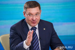 Якушев, итоговая пресс-конференция 2016 года. Тюмень, якушев владимир