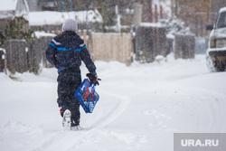 Деревяшки. Нижневартовск., зима, мороз, школьник, заморозки, метель