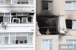 Последствия взрыва бытового газа в многоквартирном жилом доме в Перми на ул. Разина , многоэтажка, разрушение, взрыв газа, недвижимость