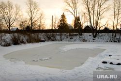 МЧС пресс-конференция по безопасности Крещенских купаний Набережная 10 а Курган, полынья, тонкий лед