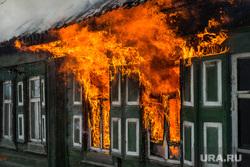 Пожар в Первоуральске, пожар, огонь