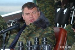 Для Сердюкова готовят кресло замглавы Ростеха
