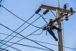Клипарт, электрик, электросети, провода
