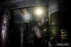Угольная шахта Щегловская Донбасского шахтоуправления. Макеевка, шахтеры, добыча угля