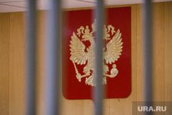 Оглашение приговора по делу Сагринских полицейских, герб россии, приговор, арест, тюрьма, решетка