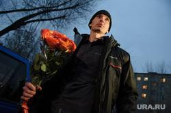 Освобождение Евгении Чудновец из ИК-6. Нижний Тагил, мясников андрей