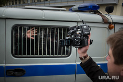 Допрос Ройзмана. Екатеринбург, полиция, арест, задержание, тюрьма, за решеткой, заключенный, коробок, прощание