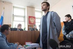 Первое заседание по делу Соколовского