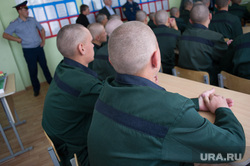 Первое сентября в кировоградской колонии для несовершеннолетних, заключенные, колония, тюрьма, зеки, лысые, бритые, уголовники