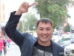 Руслан Проводников с интервью в Ханты-Мансийске