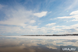 Нижневартовск, лед на реке, паводок, обь, весна, нижневартовск