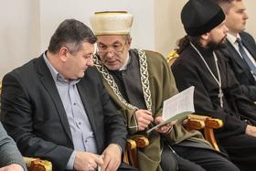 Общественная палата Тюменской области первое заседание. Тюмень, зиганшин ильдар, муфтий тюмени