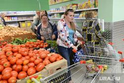 Пятерочка. Супермаркет. Челябинск., овощи, помидоры, супермаркет, томаты