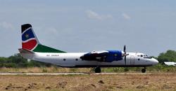 Разбившийся в Южном Судане самолет мог быть с украинским экипажем. ФОТО