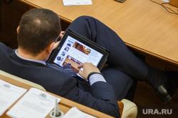 Заседание Заксо. Екатеринбург, айпад, планшет, сми, интернет, ipad