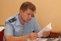 Чайка нашел заместителя прокурору Южного Урала. Надзорное ведомство укрепили курганцем